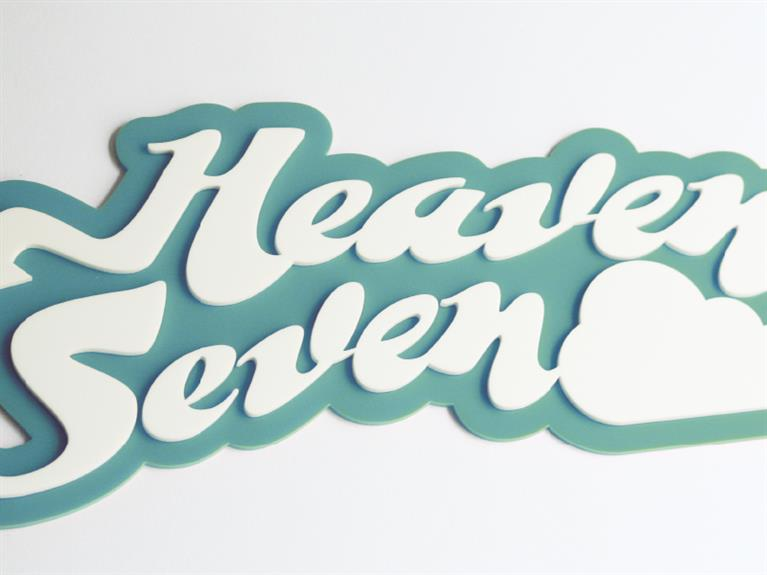 Logo design Heaven Seven