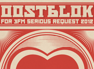 Artwork design From The East - 3FM Serious Request 2012
