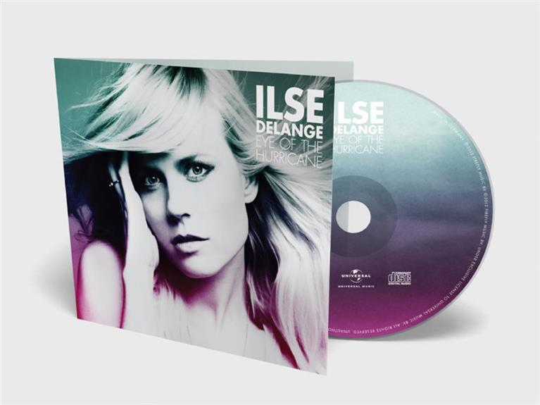 CD Artwork Ontwerp / Artwork Design Ilse DeLange