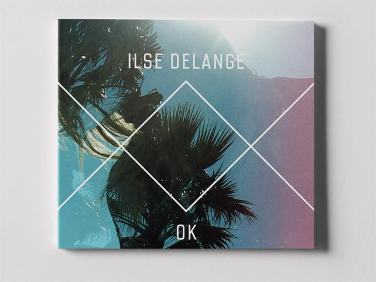 Ilse DeLange OK single artwork