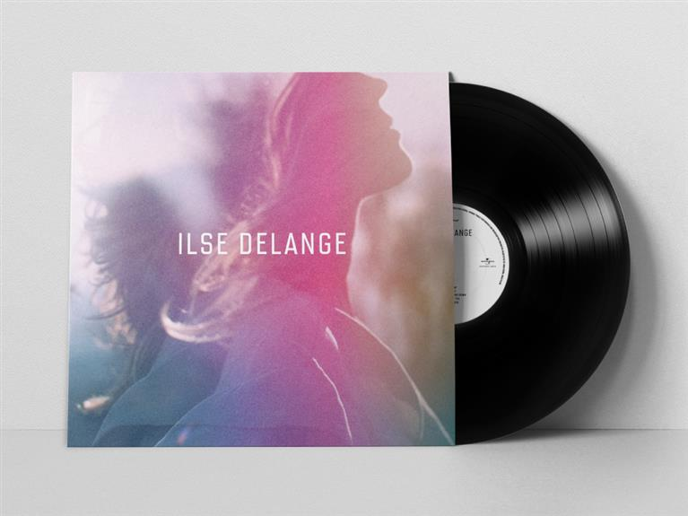 Ilse DeLange album artwork