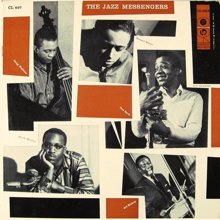 Platenhoes The Jazz Messengers